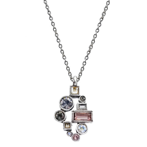 Patricia Locke Midtown Champagne Necklace