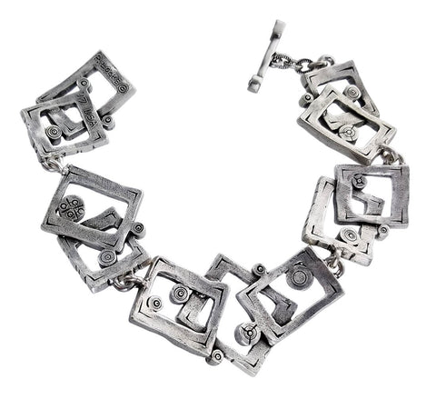 Patricia Locke Mirror Mirror Bracelet Backside