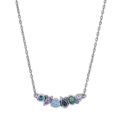 Patricia Locke Sabine Necklace In Water Lily