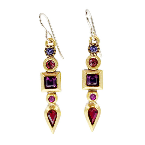 Patricia Locke Tipsy Concord Earrings