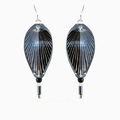 Singerman & Post Shades of Grey Earrings