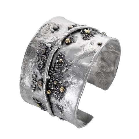 Tamara Kelly Milkyway Night Sky Cuff Bracelet Another View