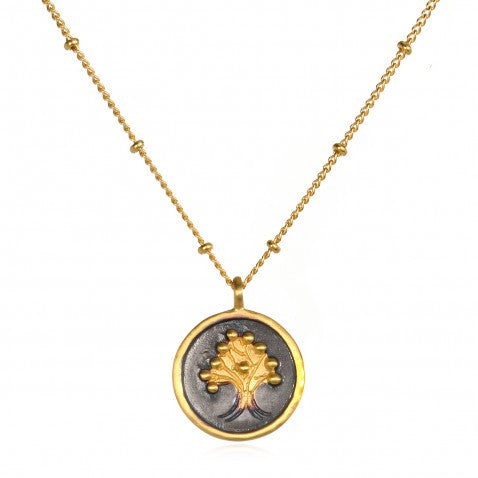 Satya Tree Of Life Necklace