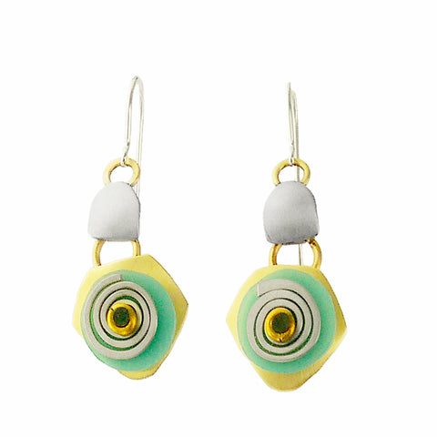 Whitney Morning Mist Earrings