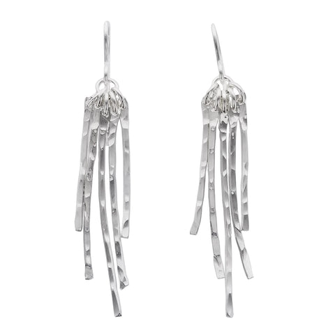 Zina Kao Organic Tendrils Earrings