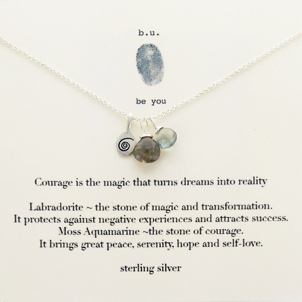 lyst silver in metallic pyrrha of courage jewelry necklace heart