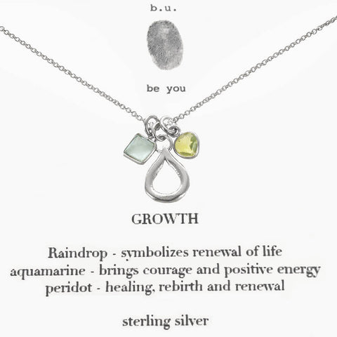 b.u. Growth Necklace