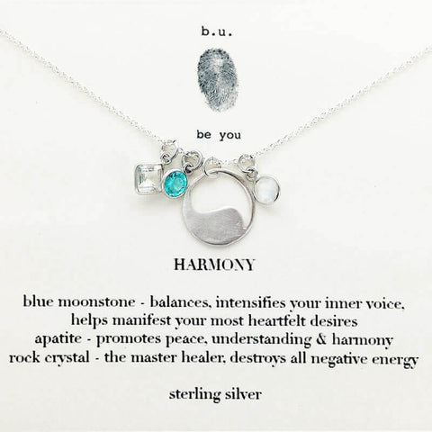 b.u. Harmony Necklace