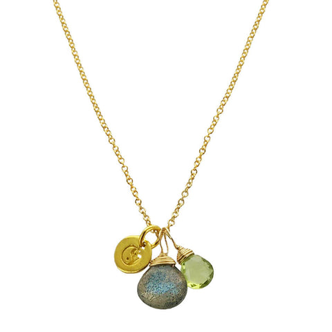b.u. Live In Harmony Necklace