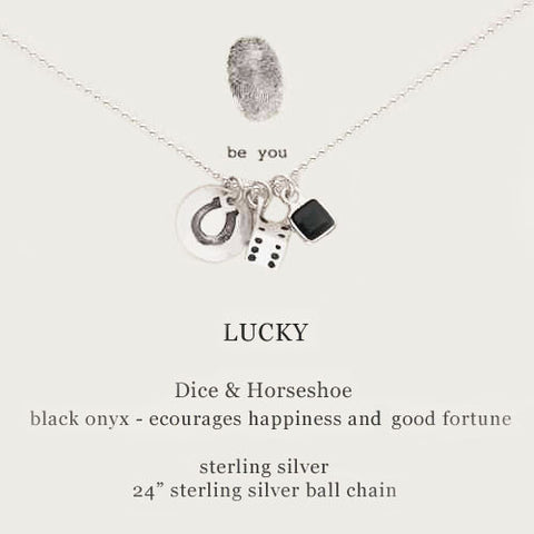 b.u. Lucky Necklace