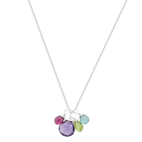 b.u. Magic Gemstone Necklace