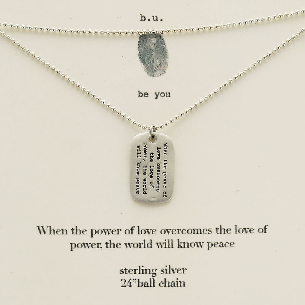 Cant Get Enough Of Our Peace Love World Jewelry