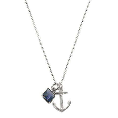 b.u. Iolite Stability Necklace