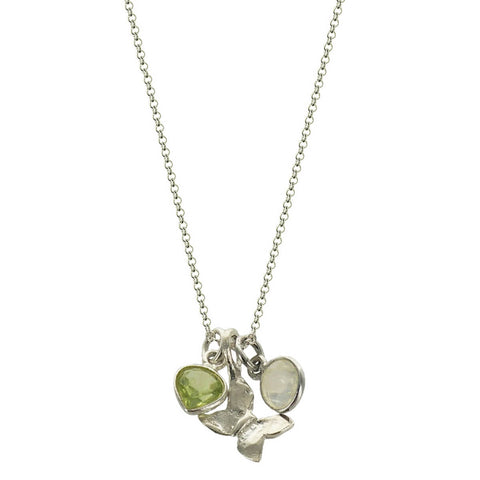 b.u. Joyful Transformation Butterfly Necklace