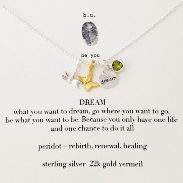 b.u. Dream Necklace