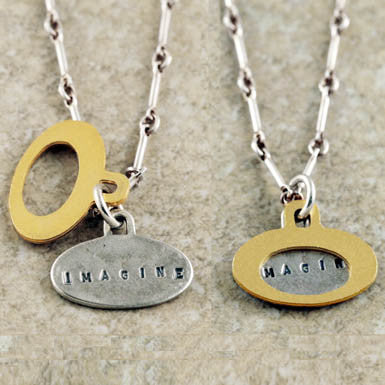 "Kathy Bransfield ""Imagine"" Necklace"