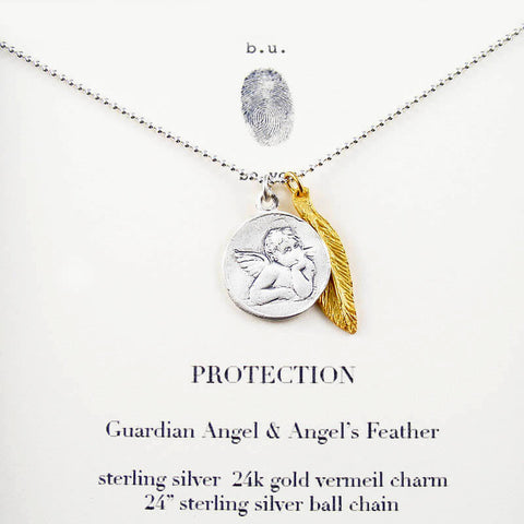 b.u. Protection Necklace