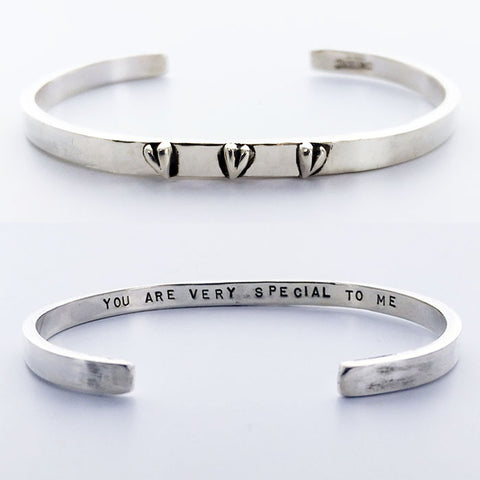 You Are Very Special To Me Cuff