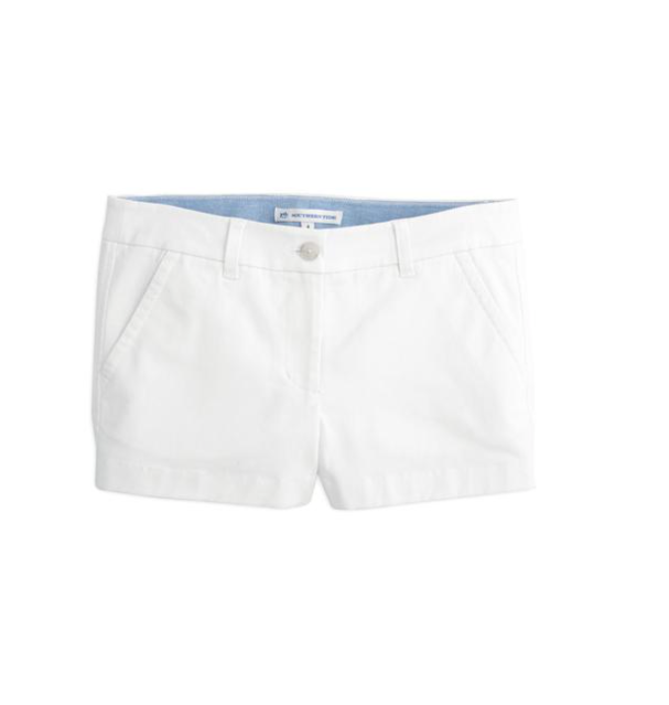 "Leah 3"" Short - White"