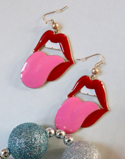 Rock & Roll On Earrings