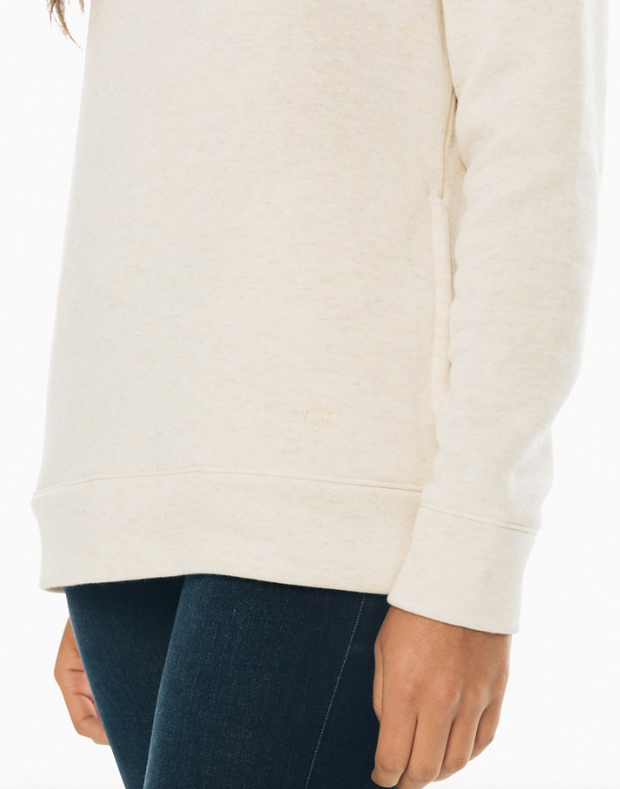 Riley Funnel Neck Pullover