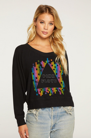 Pink Floyd Sweatshirt | Rainbow Triangle