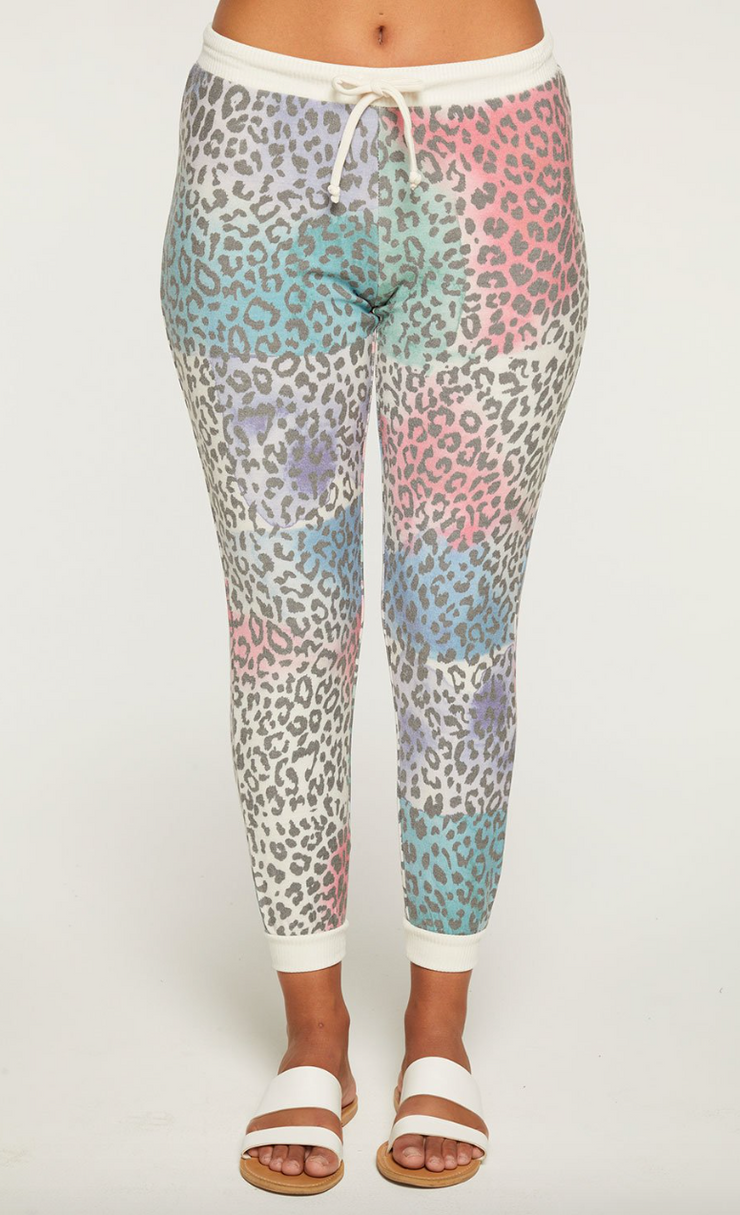 Painted Leopard Jogger
