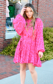 Love Struck Boho Dress
