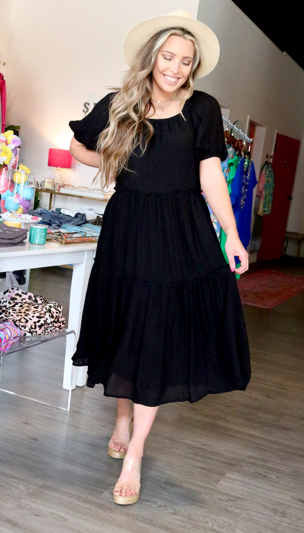 Madeline Tiered Dress