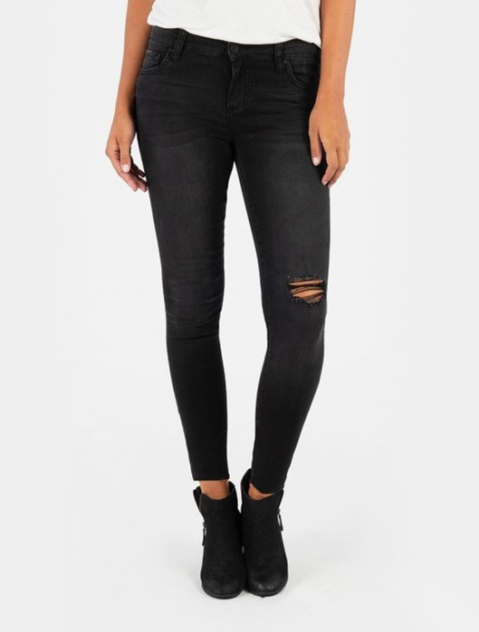 KUT Connie Ankle Skinny - Ideal Wash