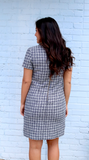 Southern Tide Paislee Dress - Cinnamon Bay Tweed