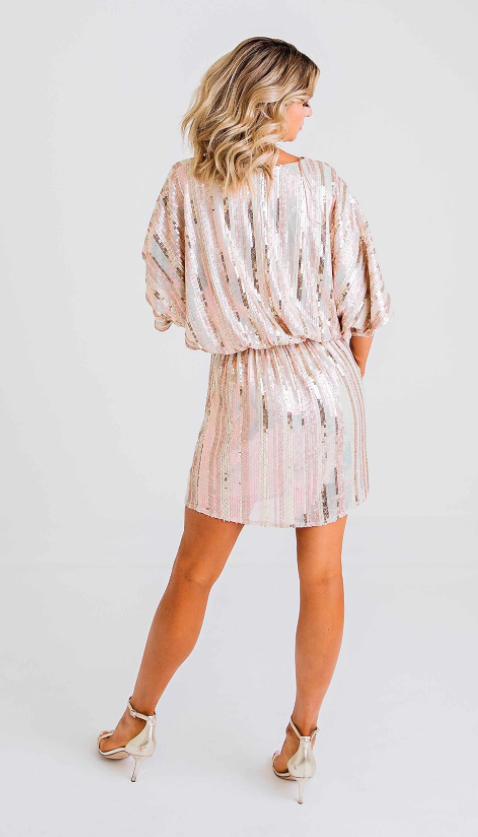 Unicorn Dreams Sequin Dress