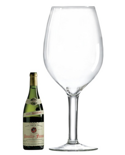 Sale! Oversized Wine Glass - Cason Couture