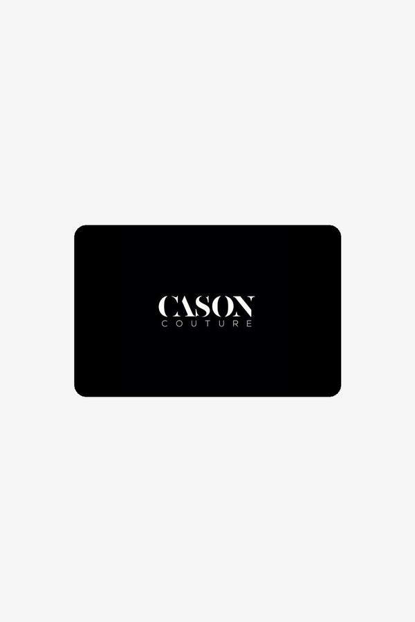 Gift Card - Cason Couture