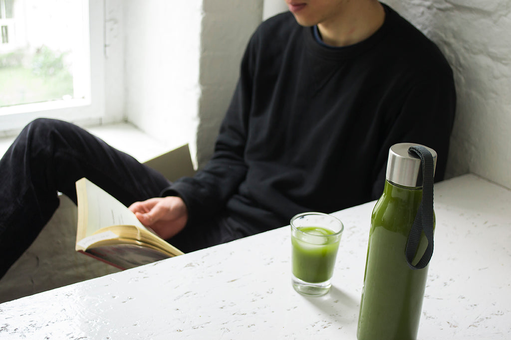 Matcha and the mind: How matcha helps you focus