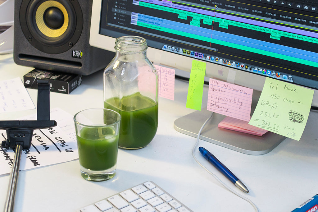 What matcha will do for your work day