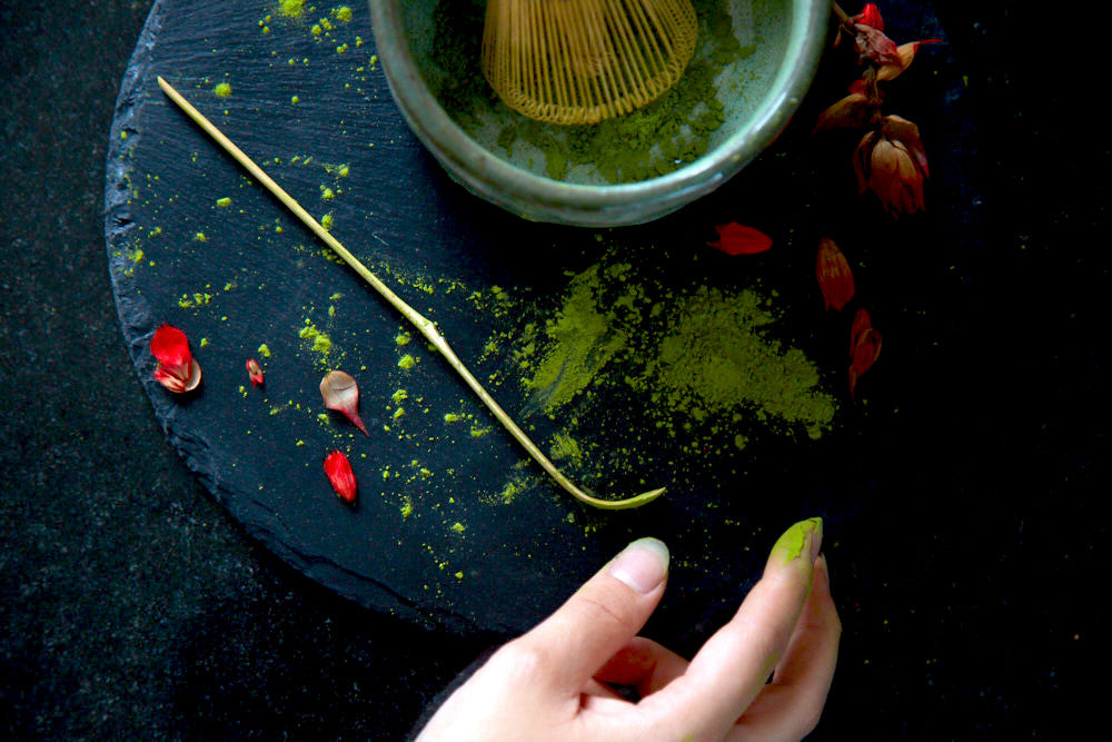 3 matcha beauty hacks to know