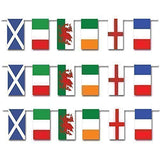 6 Nations Bunting - 10M Lengths