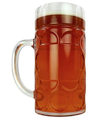 2 Pint German Beer Stein
