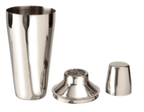 Beaumont Professional Stainless Steel Cocktail Shaker 750ml