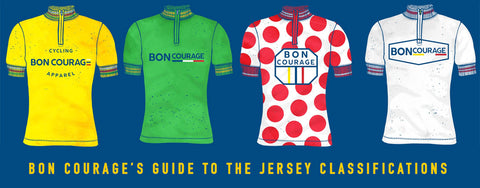 DAY 4 - our guide to the Tour de France Jersey classification