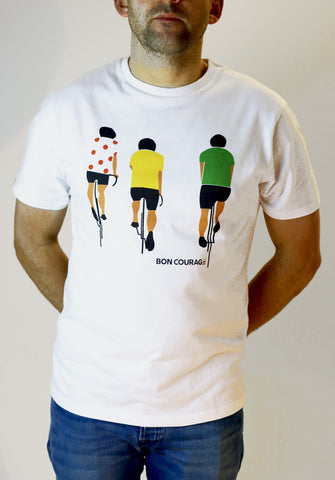 '3 riders' Graphic Tshirt