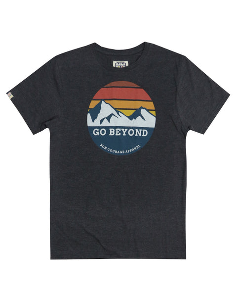 'Go Beyond' T-shirt