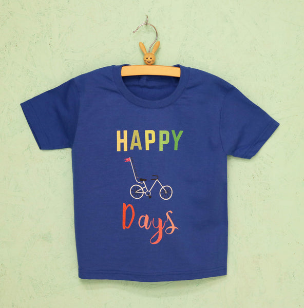 'Happy Days' Kids Tshirt
