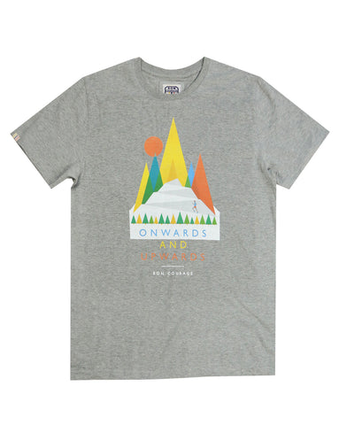 'Onwards and Upwards' T-shirt