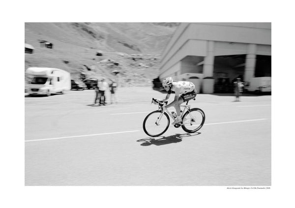 'Les Deux Cols' Photography - Speeding in La Mongie