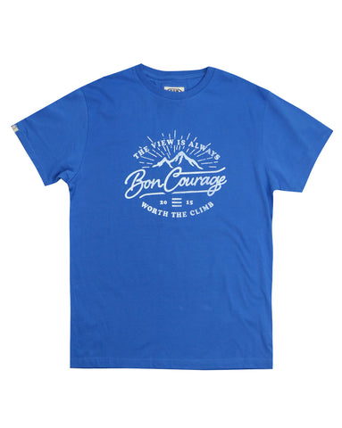 'The View is Worth the Climb' T-shirt