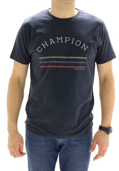 'Champion' statement T-shirt