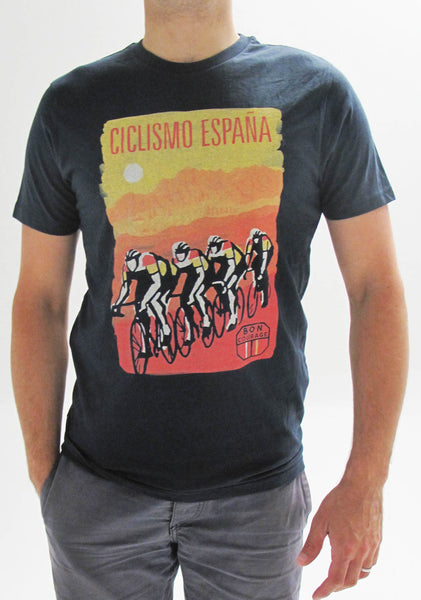 'Ciclismo Espana' Grand Tour T-shirt