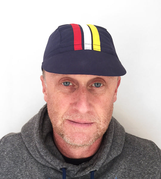 Bon Courage Cycling Cap